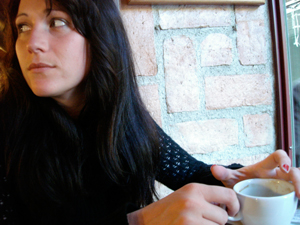 Drinking Coffee, Granda Spain 2006