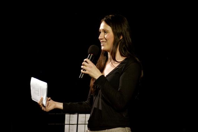 Ruth preaching 2