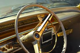 The Gold Steering Wheel